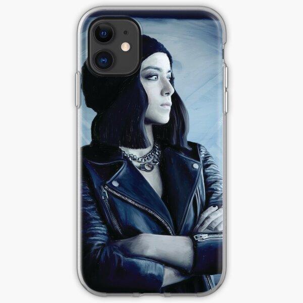 Agent Daisy Johnson Coque souple iPhone