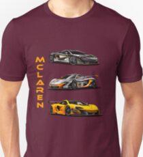 MCLAREN CARS COLLECTION Unisex T-Shirt