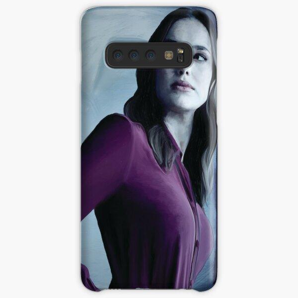 Agent Jemma Simmons Coque rigide Samsung Galaxy