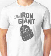 Iron Giant logo Unisex T-Shirt