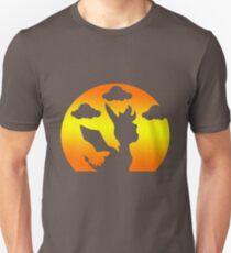 Sunset Spyro Unisex T-Shirt