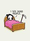 Dead people by Andres Colmenares