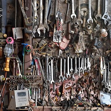 Handyman Tools by VisionZone