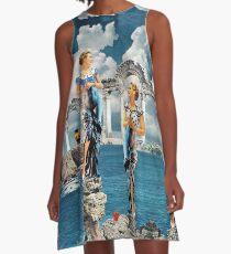 Eris' Apple A-Line Dress