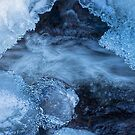 Icy River by Henry Jager