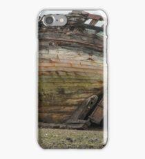 Boat Wreck Dulas Bay  iPhone Case/Skin