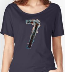 7 - II Women's Relaxed Fit T-Shirt