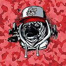 Pug Life by capdeville13