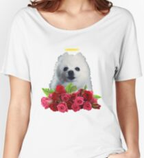RIP Gabe The Dog. Bork Forever Women's Relaxed Fit T-Shirt