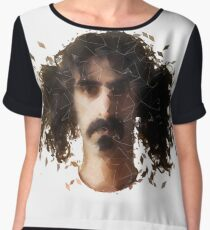 Frank Zappa Chiffon Top