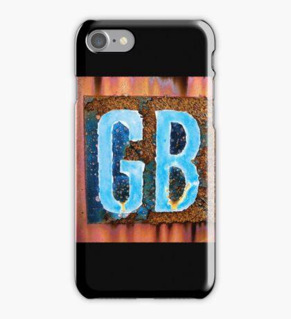 GB iPhone Case/Skin