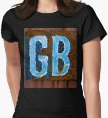 GB Women's Fitted T-Shirt
