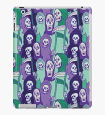 Ghoul Stripes iPad Case/Skin
