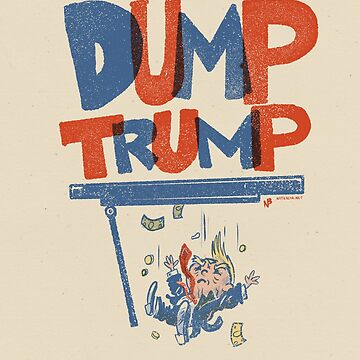 Dump Trump by nate-bear