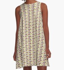 Easter greetings A-Line Dress