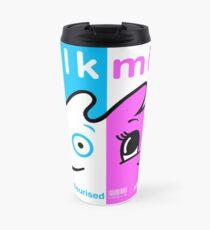Blur - Coffee and tv Travel Mug