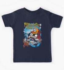 The Futuristic Five Kids Tee