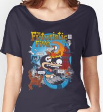 The Futuristic Five Women's Relaxed Fit T-Shirt