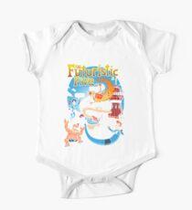 The Futuristic Five One Piece - Short Sleeve