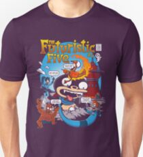 The Futuristic Five Unisex T-Shirt