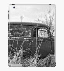 1940s Panel Truck BNW iPad Case/Skin