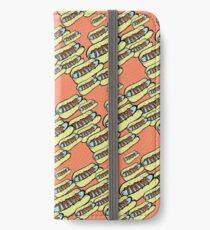 Skeeter Hotdog iPhone Wallet/Case/Skin
