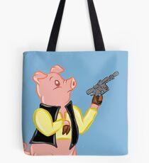 Ham Solo Tote Bag
