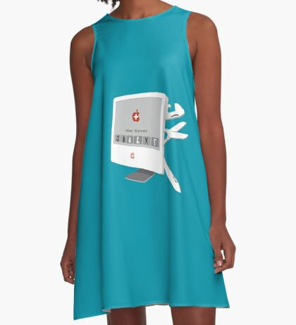 iMacGyver A-Line Dress