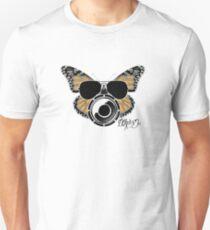 Butterbeat in Aviators Unisex T-Shirt
