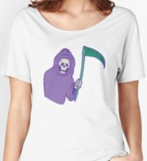 Ghoul Stripes Women's Relaxed Fit T-Shirt