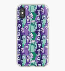 Ghoul Stripes iPhone Case