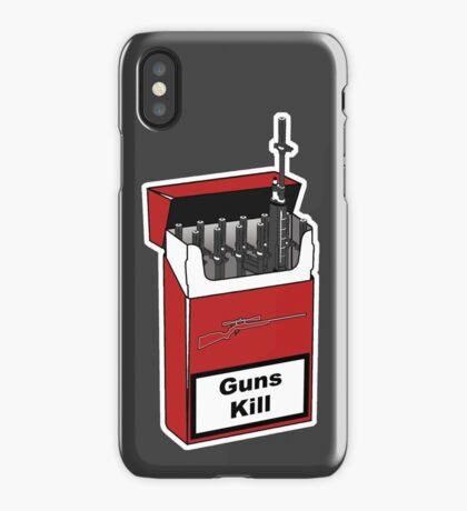 Guns Kill iPhone Case/Skin