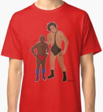Eric Andre the Giant Classic T-Shirt
