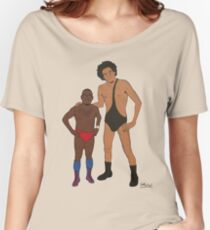 Eric Andre the Giant Women's Relaxed Fit T-Shirt