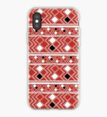 Yuchi Red Square iPhone Case