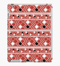 Yuchi Red Square iPad Case/Skin