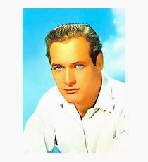 Paul Newman Photographic Print