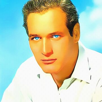 Paul Newman by artcinemagaller