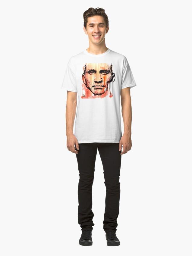 Alternative Ansicht von The fighter Classic T-Shirt