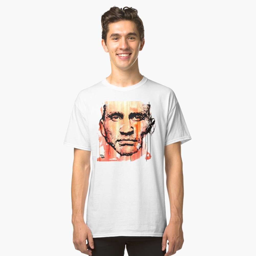 The fighter Classic T-Shirt