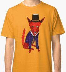 Fox Suit Classic T-Shirt
