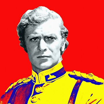 Michael Caine in Zulu by artcinemagaller