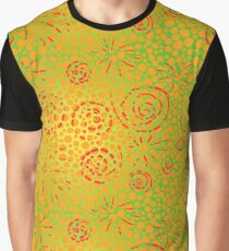 Soft Lightning Bubble Explosion in the Spiral Universe  Camiseta gráfica