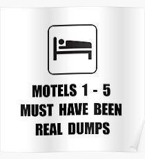 Motel Dump Poster