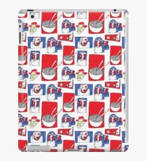 Red, White and Soup iPad Case/Skin
