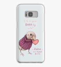 Rhea - Rhea-ly Cute! Samsung Galaxy Case/Skin