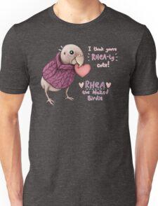 Rhea - Rhea-ly Cute! Unisex T-Shirt