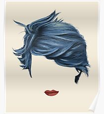 Blue Is the Warmest Color Cover Poster