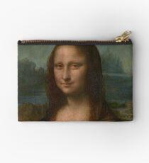 Mona Lisa Leonardo Da Vinci Studio Pouch