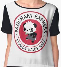 Pancham Express Women's Chiffon Top